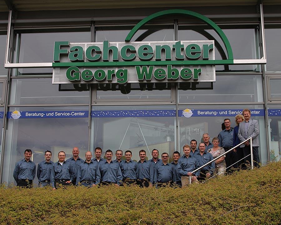 Fachcenter-GEORG-WEBER-GmbH-Unternehmen-Teamfoto